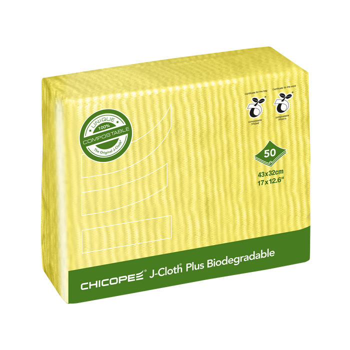 J-Cloth Plus Chicopee Biodegradable