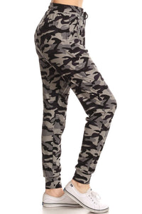 Black & White Camo | BUTTERY SOFT | JOGGERS