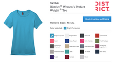 Load image into Gallery viewer, Womens Fit T-Shirt