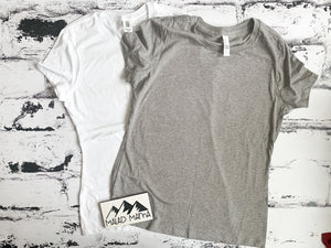 Womens Fit T-Shirt