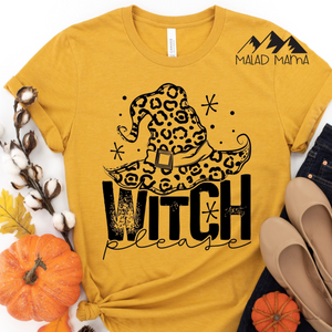 Witch Please | Halloween | Ghost