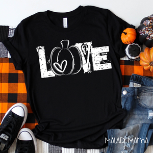 Love l Hey| Fall| Halloween | Pumpkin