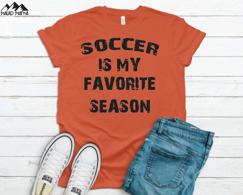 SOCCER IS MY FAVORITE SEASON | SPORTS