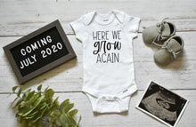 Load image into Gallery viewer, Here We Grow Again | Baby Onesie