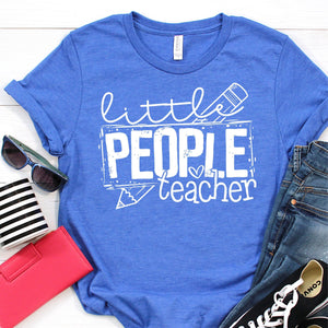 LITTLE PEOPLE TEACHER | TEACHERS