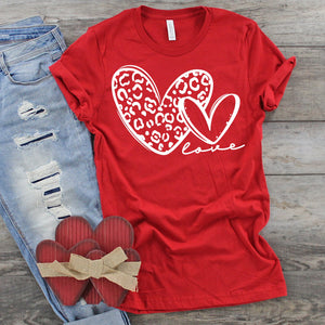 Love  with hearts| Valentines | February