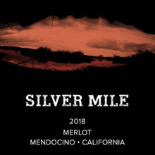 Load image into Gallery viewer, Silver Mile Mendocino Merlot