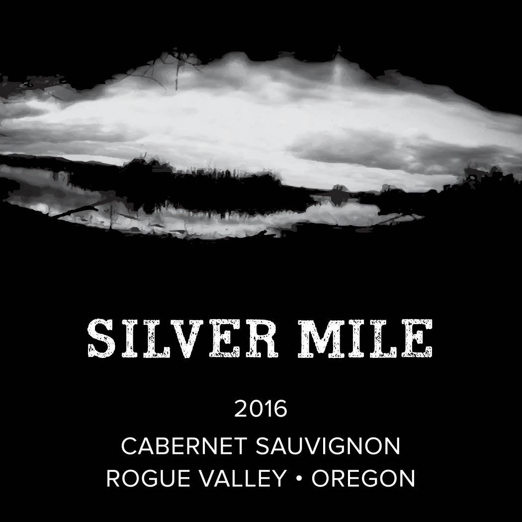 Silver Mile Rogue Valley Cabernet Sauvignon