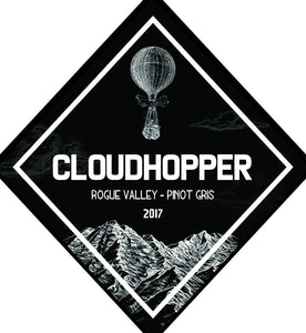Cloudhopper Rogue Valley Pinot Gris