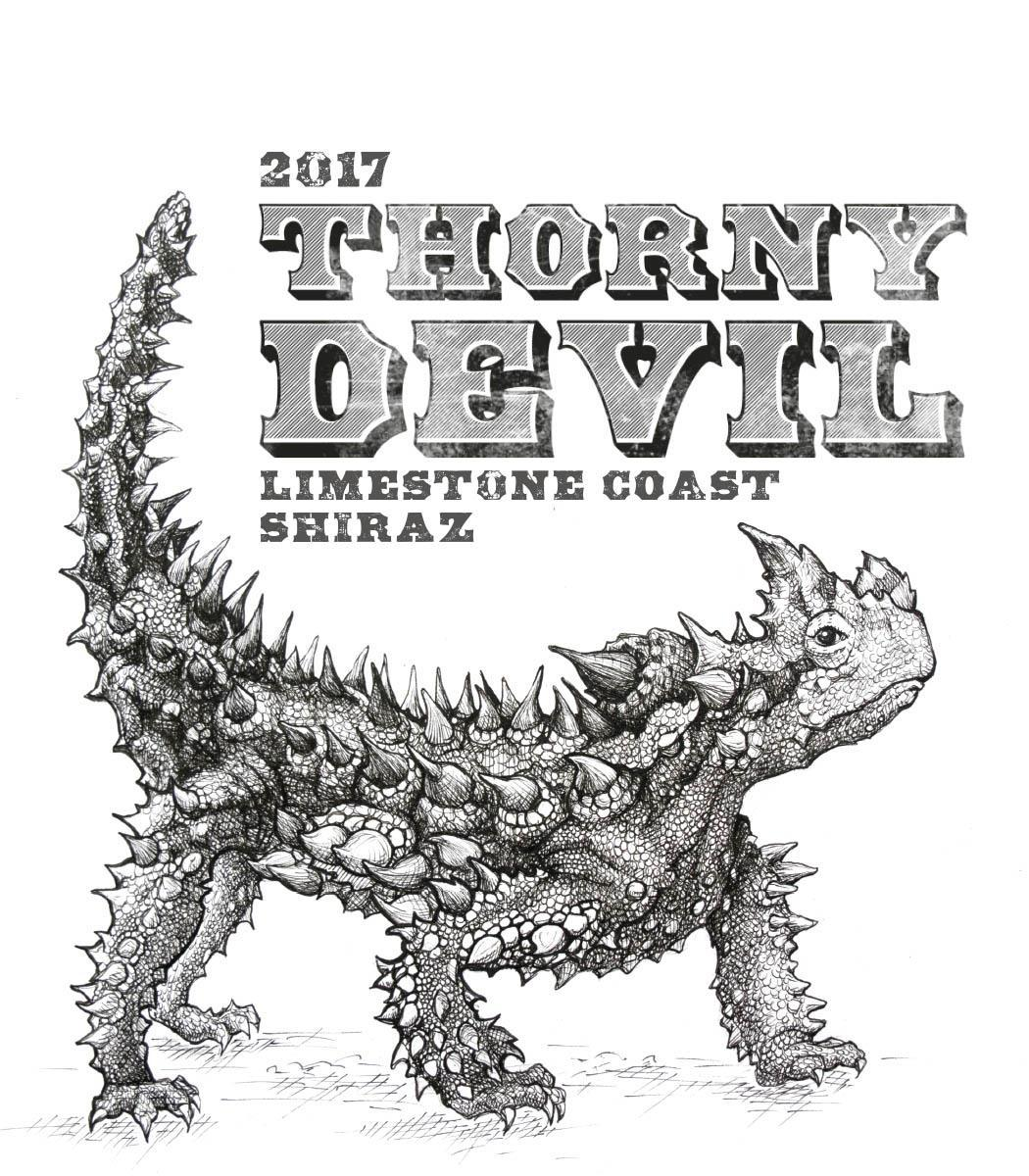 Thorny Devil Limestone Coast Shiraz