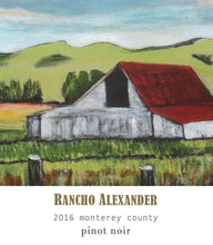 Load image into Gallery viewer, Rancho Alexander Monterey County Pinot Noir