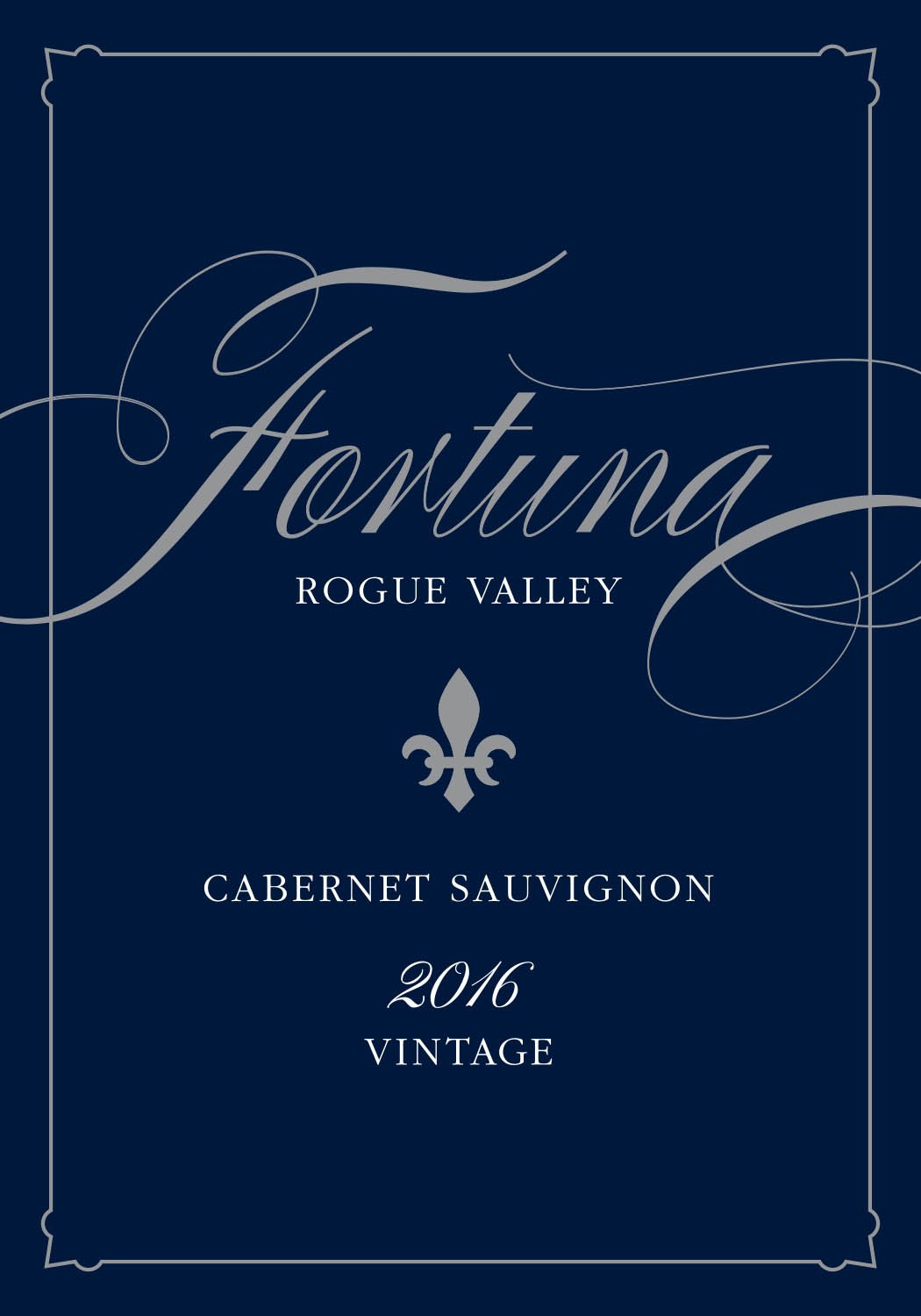 Fortuna Rogue Valley Cabernet Sauvignon