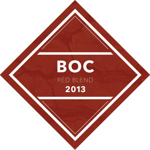 BOC California Red Blend