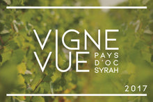 Load image into Gallery viewer, Vigne Vue Pays d'Oc Syrah