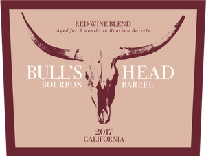 Bull's Head California Bourbon Barrel Red Blend