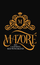 Load image into Gallery viewer, Mazoré California Red Blend