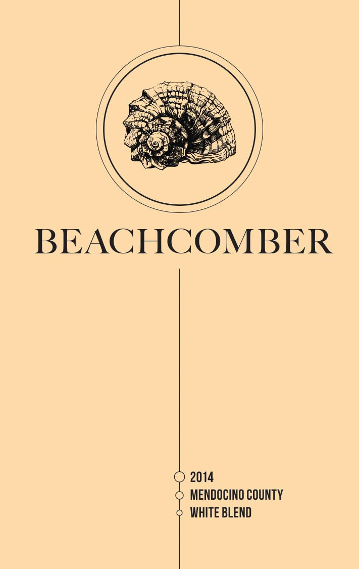Beachcomber Mendocino County White Blend