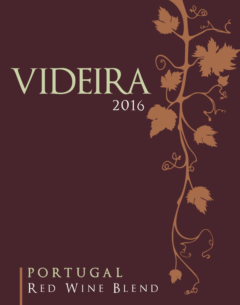 Videira Portugal Red Blend
