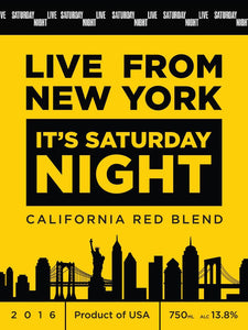 Saturday Night Live California Red Blend (SNL)