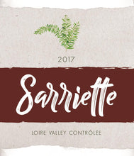 Load image into Gallery viewer, Sarriette Loire Valley Cabernet Franc