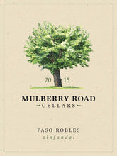 Load image into Gallery viewer, Mulberry Road Cellars Paso Robles Zinfandel