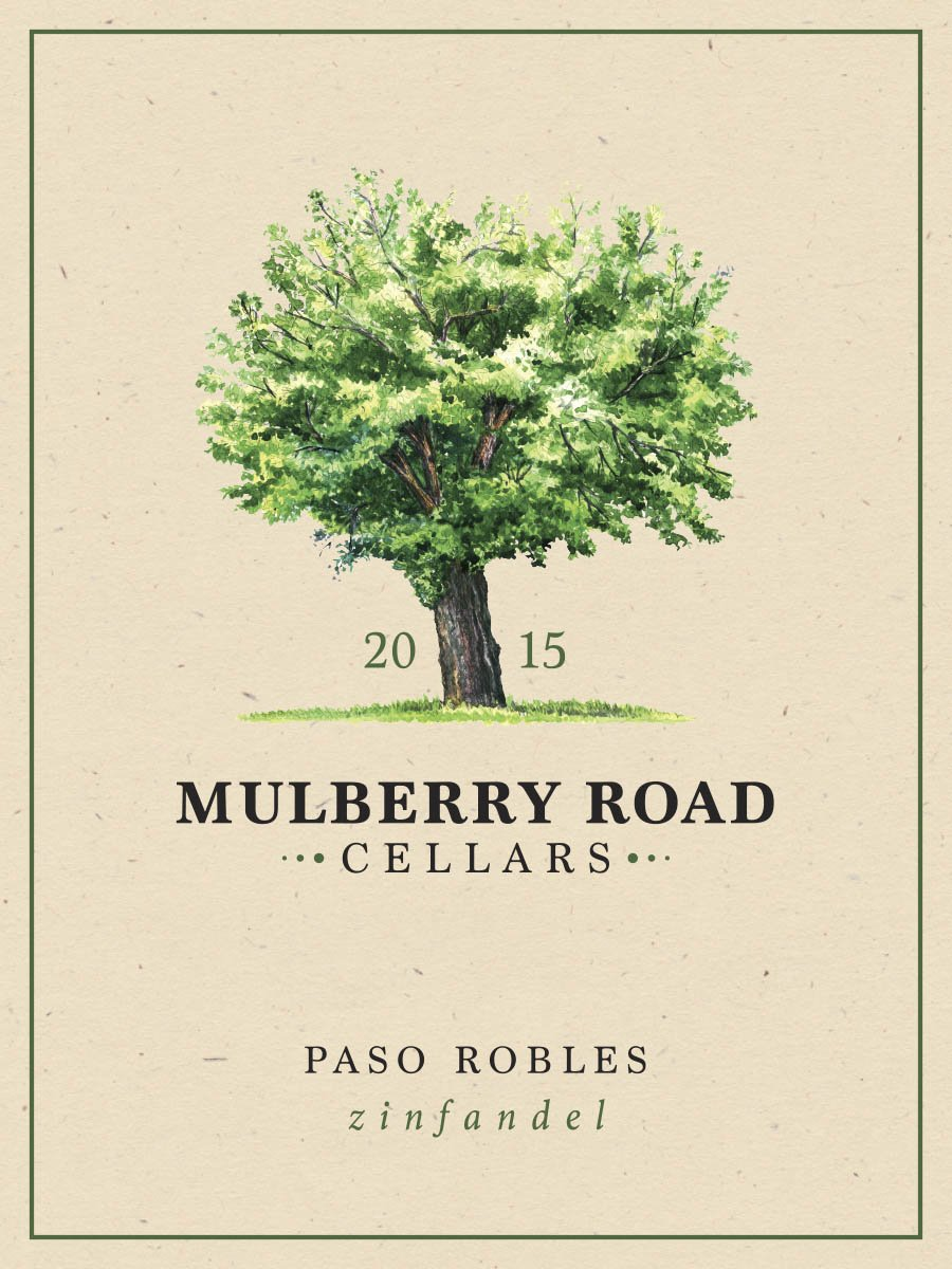 Mulberry Road Cellars Paso Robles Zinfandel
