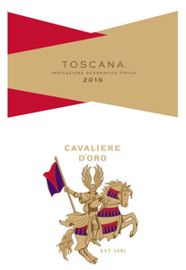 Cavaliere D'Oro Toscana IGT