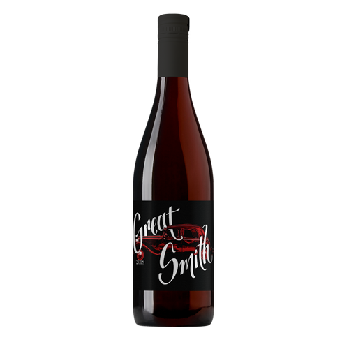 Great Smith Zinfandel Bottle Image