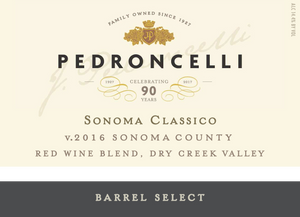 Pedroncelli Dry Creek Valley Sonoma Classico
