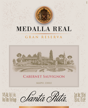 Load image into Gallery viewer, Santa Rita Medalla Real Maipo Valley Cabernet Sauvignon