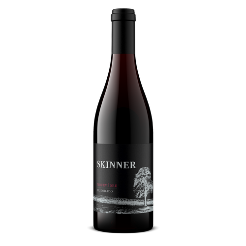 Skinner Vineyards El Dorado Mourvedre