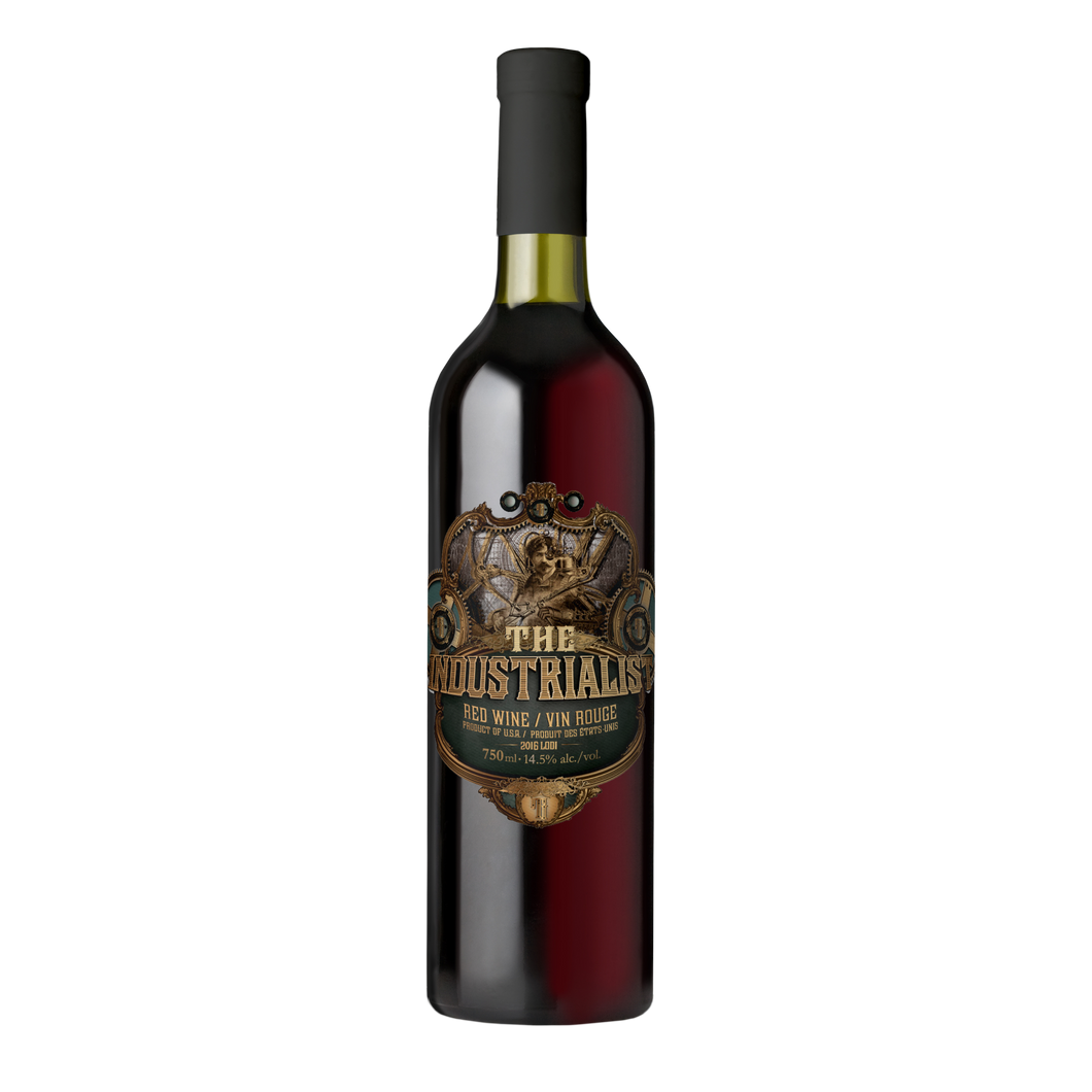 The Industrialist Lodi Red Blend