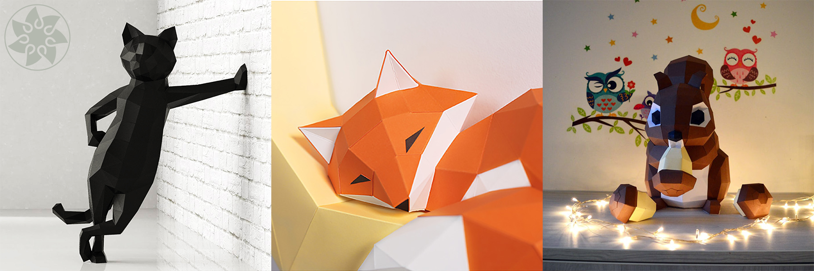 Collection Papercraft