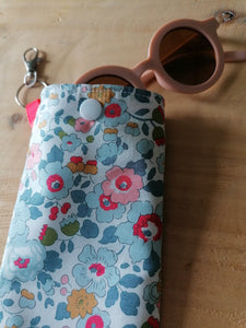 Sunglasses/glasses pouch
