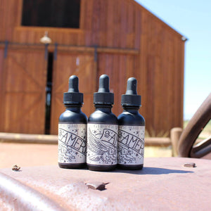 """O'l America"" Beard Oil 1 oz - Gibbys Beard Co"