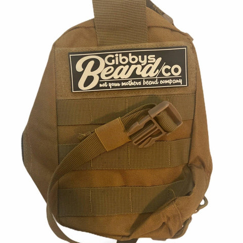 The Beard Travel Bag - Gibbys Beard Co