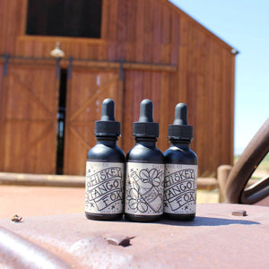 """Whiskey Tango Fox"" Beard Oil 1 oz - Gibbys Beard Co"