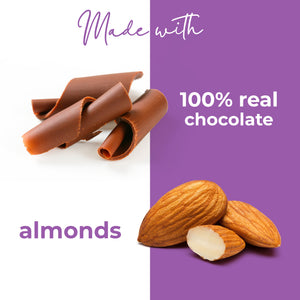Load image into Gallery viewer, Milk Chocolate Almond Bites 3 Pack