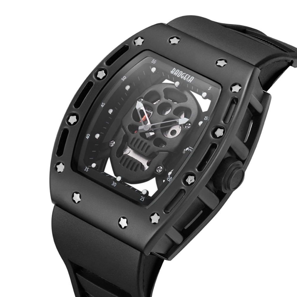 Skull Horloge - Luxury Watch