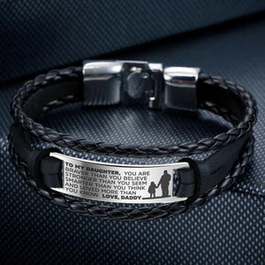 To my son/daughter - Armband
