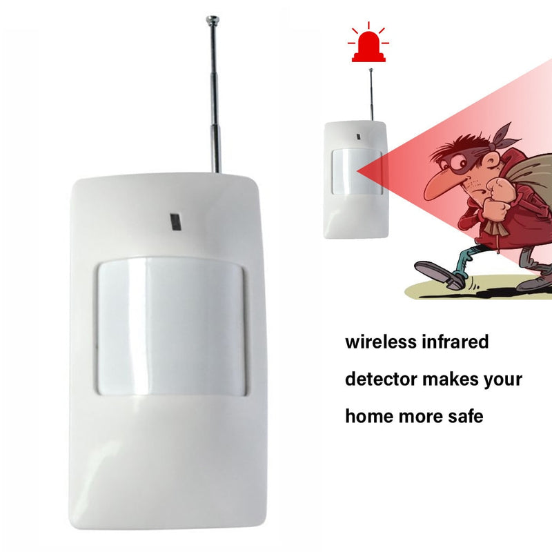 Wireless Infrared Motion Detector Alarm