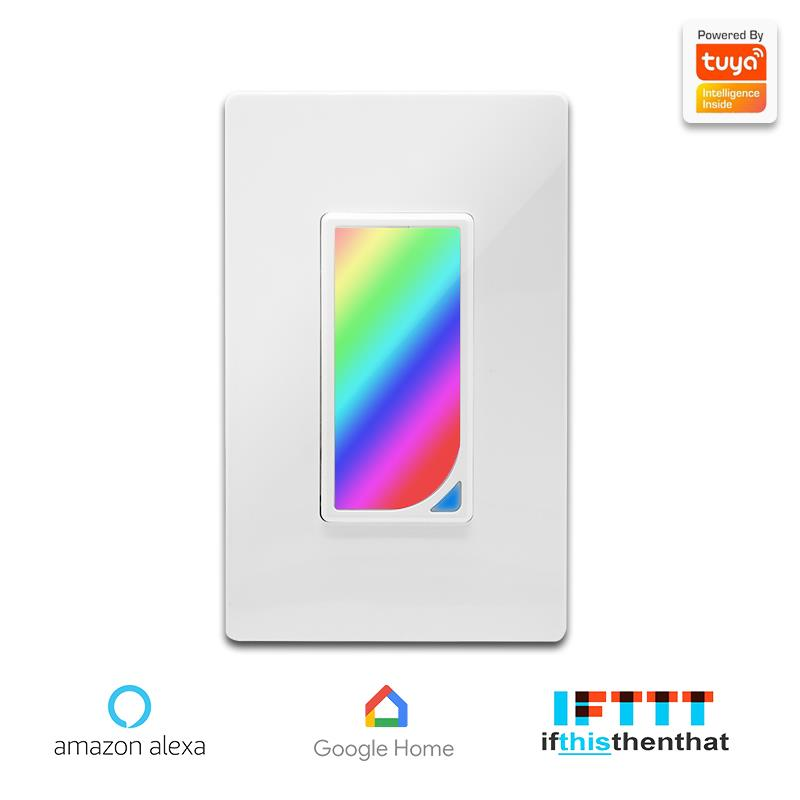Smart Home Light Dimmer | 1200 Colors