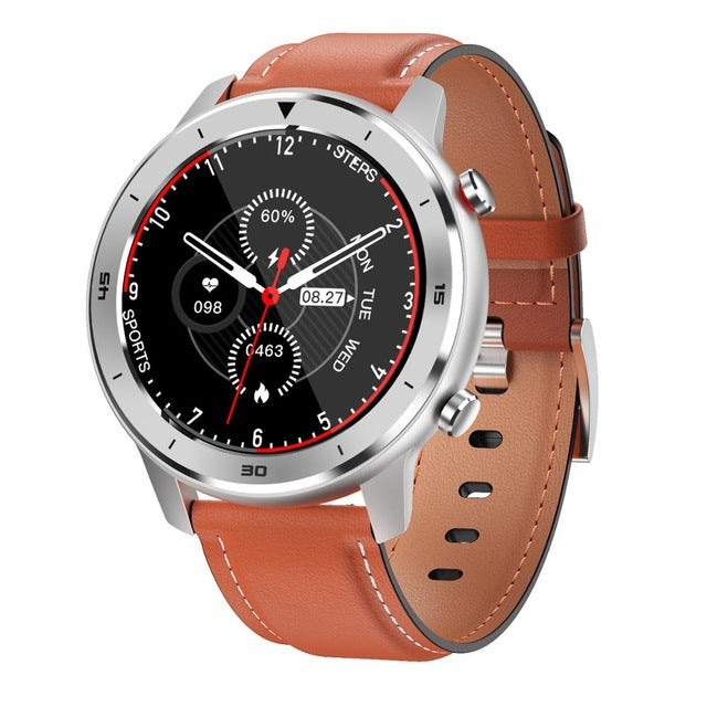 DT78 Smartwatch | IP68 Waterproof + 1.3 Inch Full Round Touch Screen
