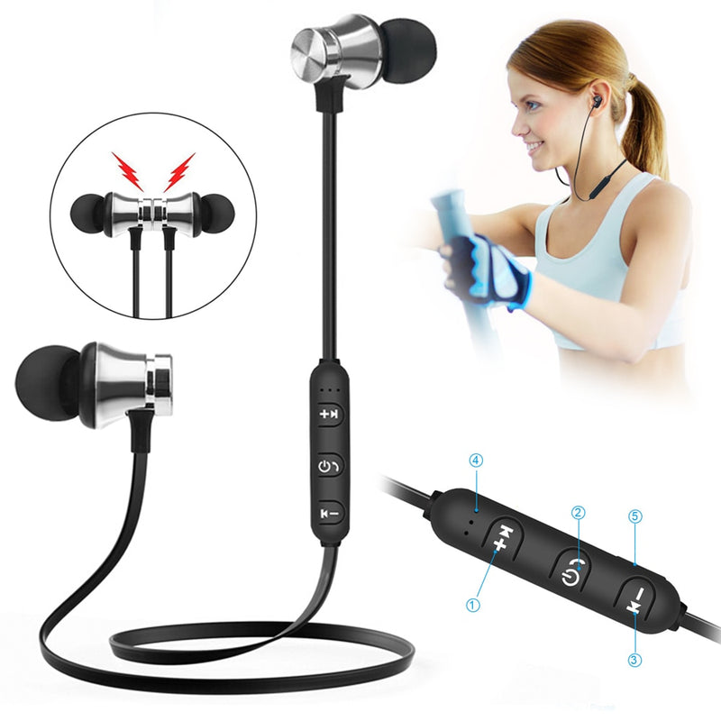 In-Ear Bluetooth Sport Headset