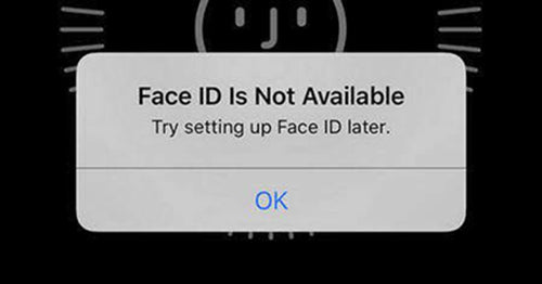 How to Fix iPhone XS Max Face ID No Working Issue