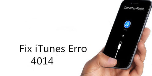 How to fix iTunes Errors 4014 on iPhone 6