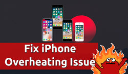 How to Fix iPhone 6 Overheat Issue after Water Damaged
