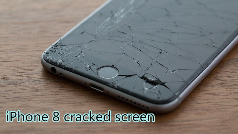 How to Refurbish iPhone 8 Broken LCD Screen