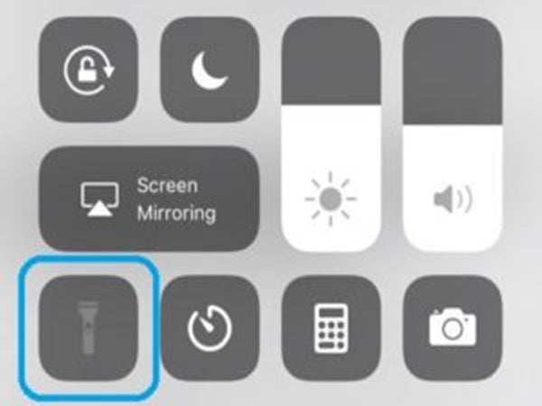 How to Fix iPhone 6 Flashlight Can't Be Used Issue
