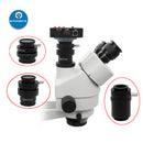 0.35X 0.5X C-Mount Lens TV1/2 1/3 CTV Adapter For Stereo Microscope